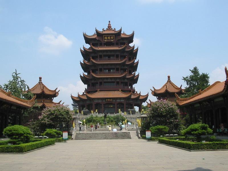 中国四大名楼之黄鹤楼