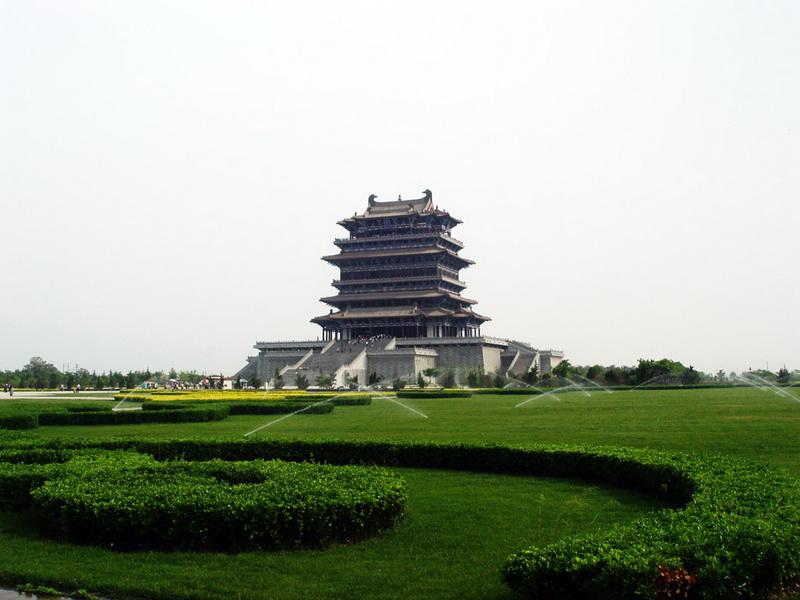 中国四大名楼之岳阳楼