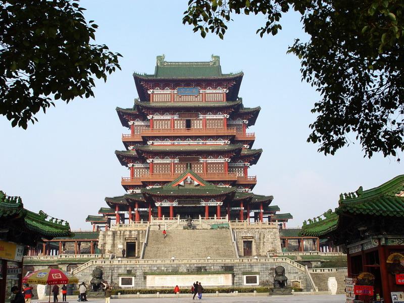 中国四大名楼之滕王阁