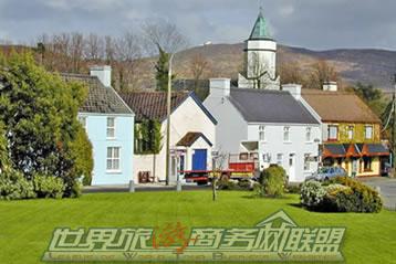 爱尔兰旅游-爱尔兰城市-香侬