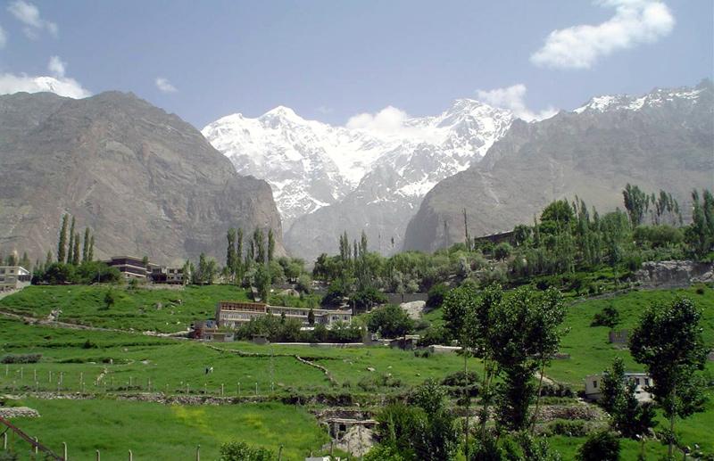 巴基斯坦罕萨(图)